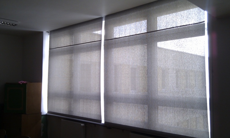 Perforated Blinds Ferrari